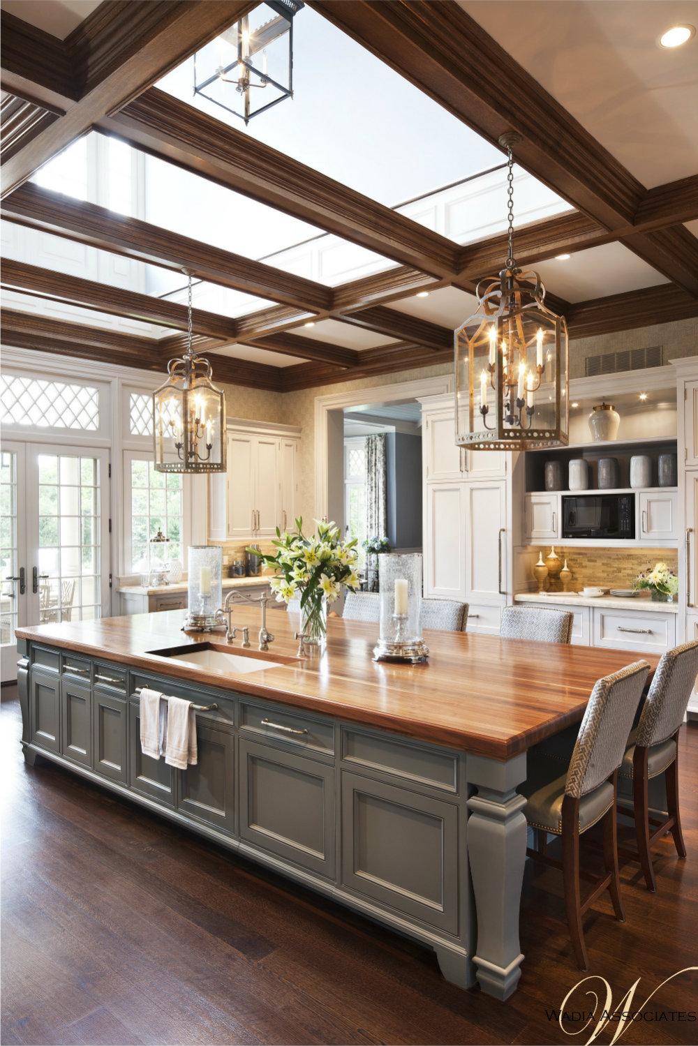 10 Kitchen Chandeliers to brighten up your Kitchen 06