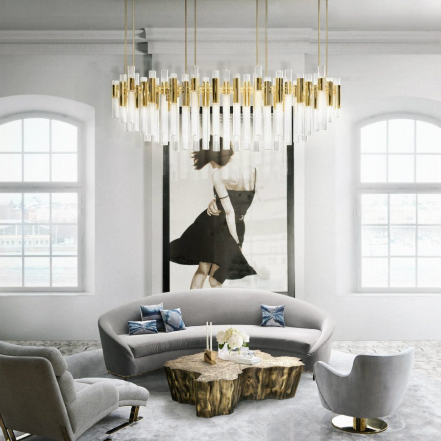 5 Gold Chandeliers for Every Room of The House 01