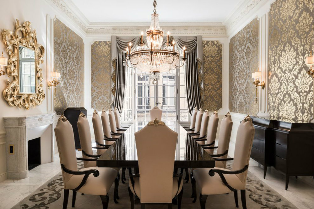 5 Gold Chandeliers for Every Room of The House 03