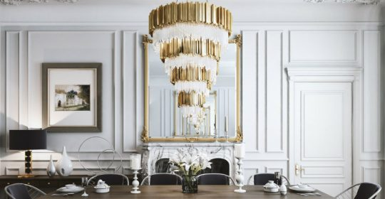 How to Place a Chandelier in Every Room 01