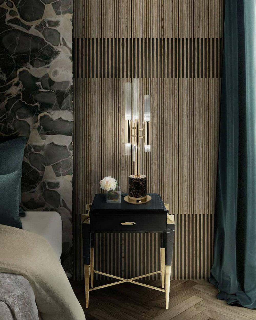 amazing bedroom lighting | Amazing Bedside Lamps For Your Luxurious Bedroom – Modern ...