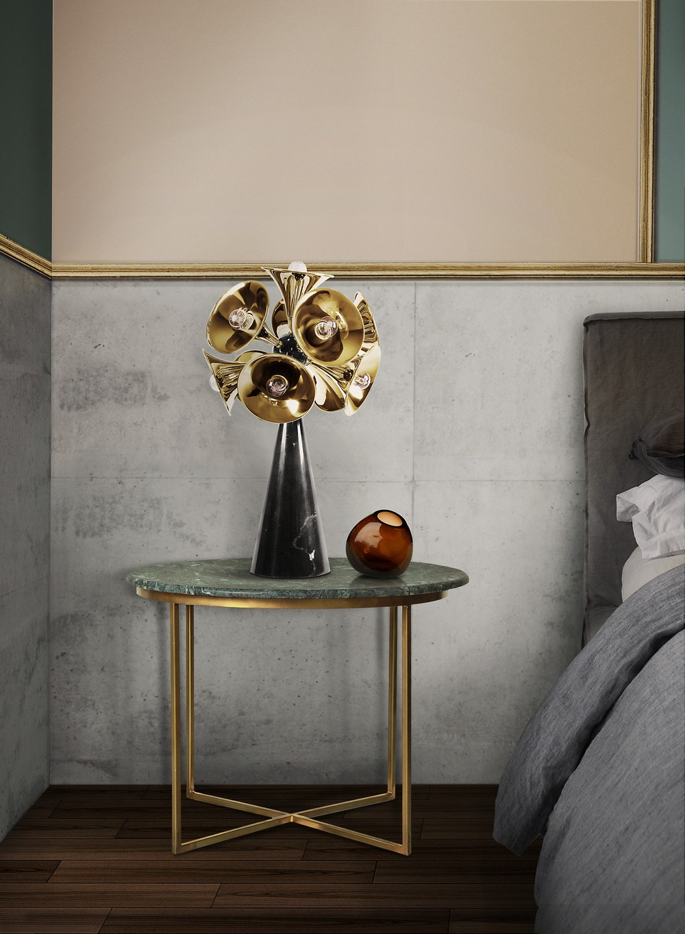 Amazing Bedside Lamps For Your Luxurious Bedroom