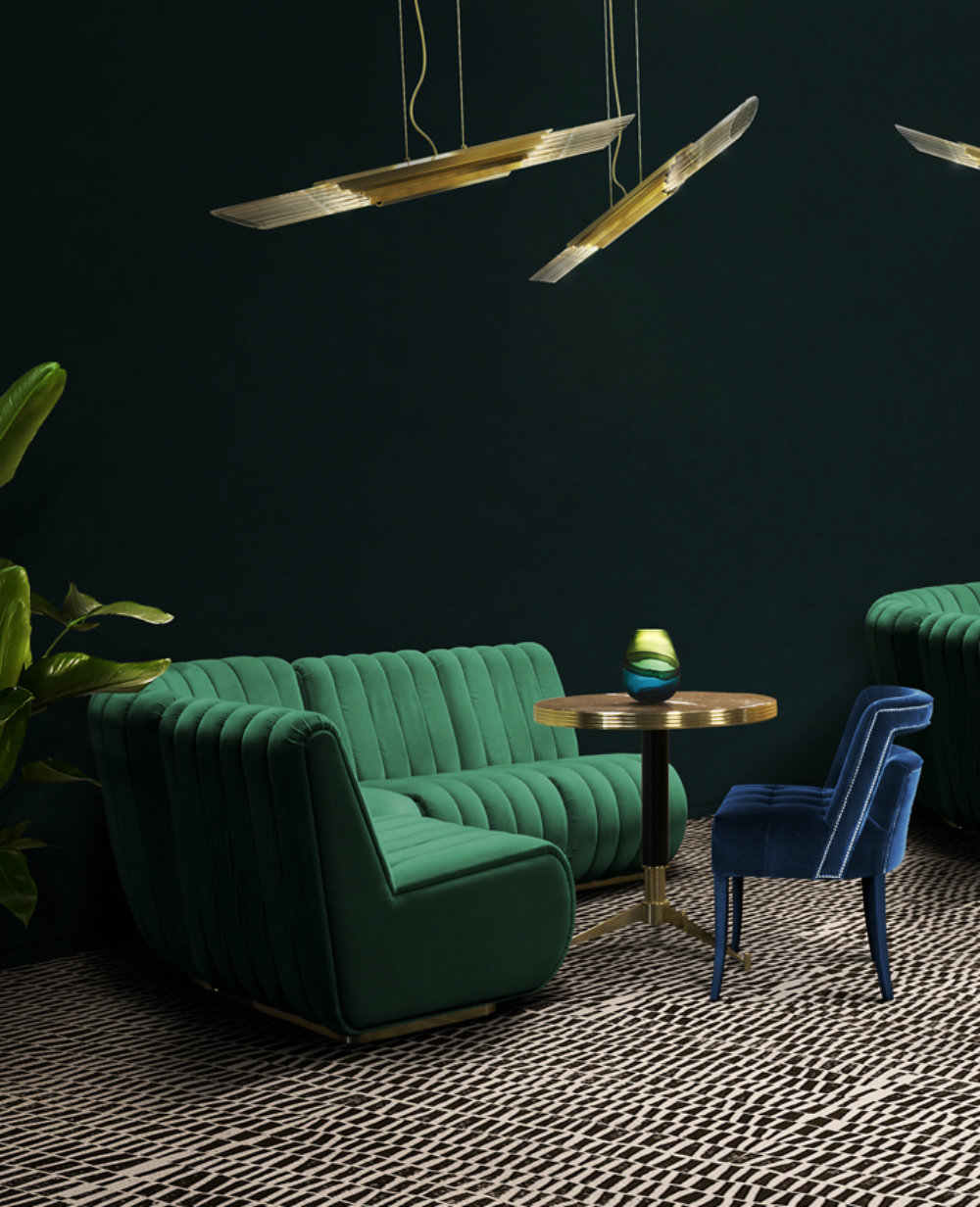 Introduce Emerald Green Into Your Home Décor