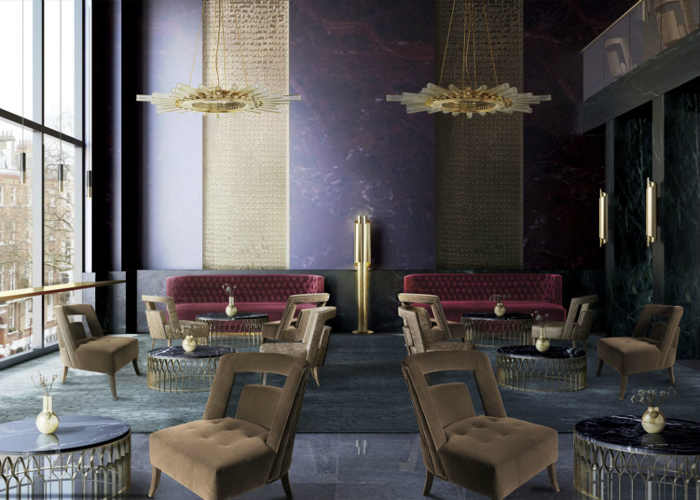 Milan City Guide: The Best Hotel Lighting Designs