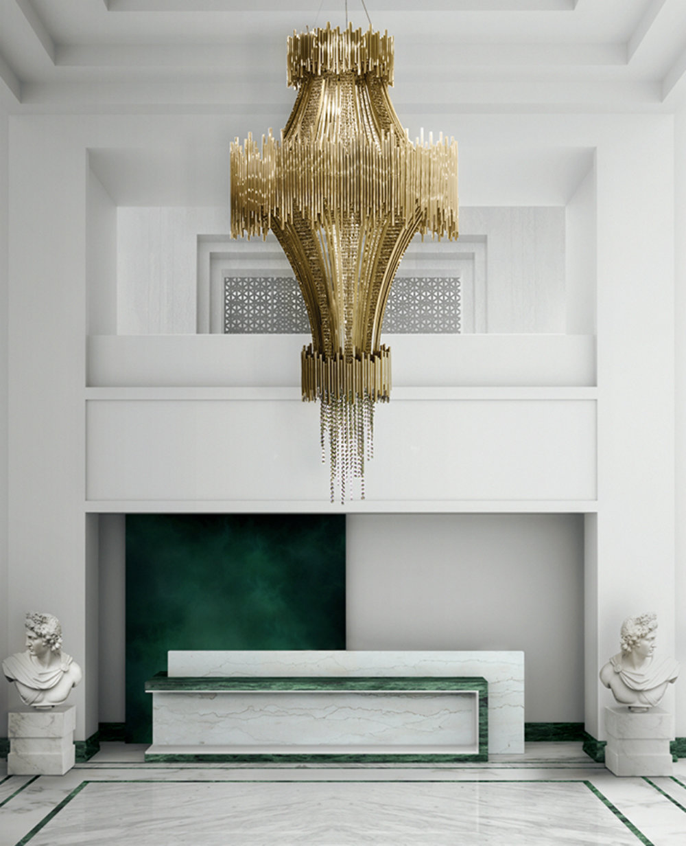 The Most Luxurious Chandelier Inspiration For Your Next Design Project