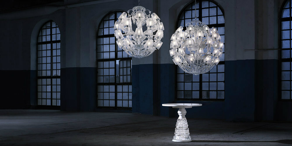 Timeless Design: Le Roi Soleil By Marcel Wanders For Baccarat