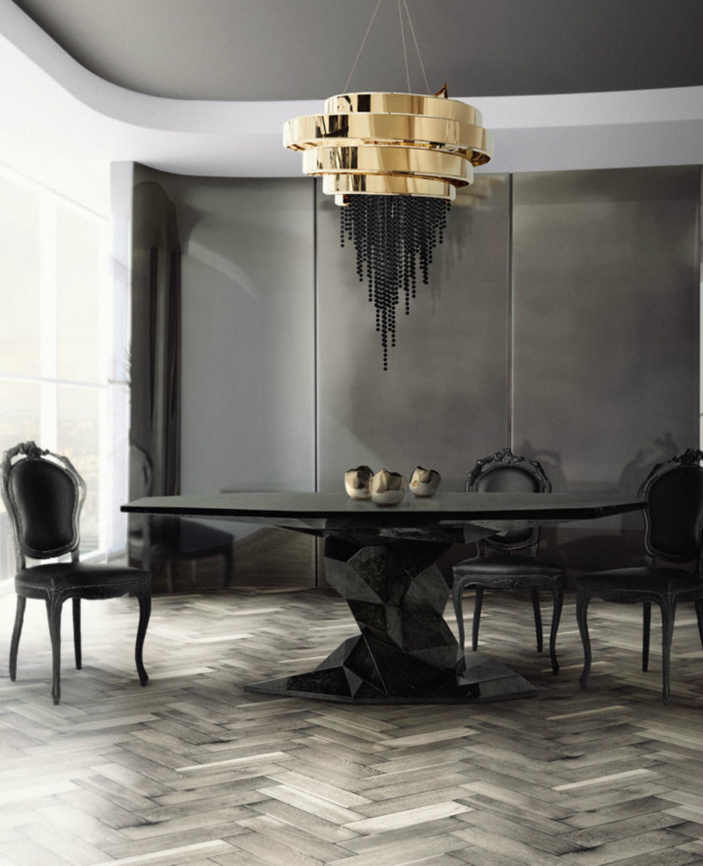 Trend Report: Dining Room Lighting Trends 2019 – Modern