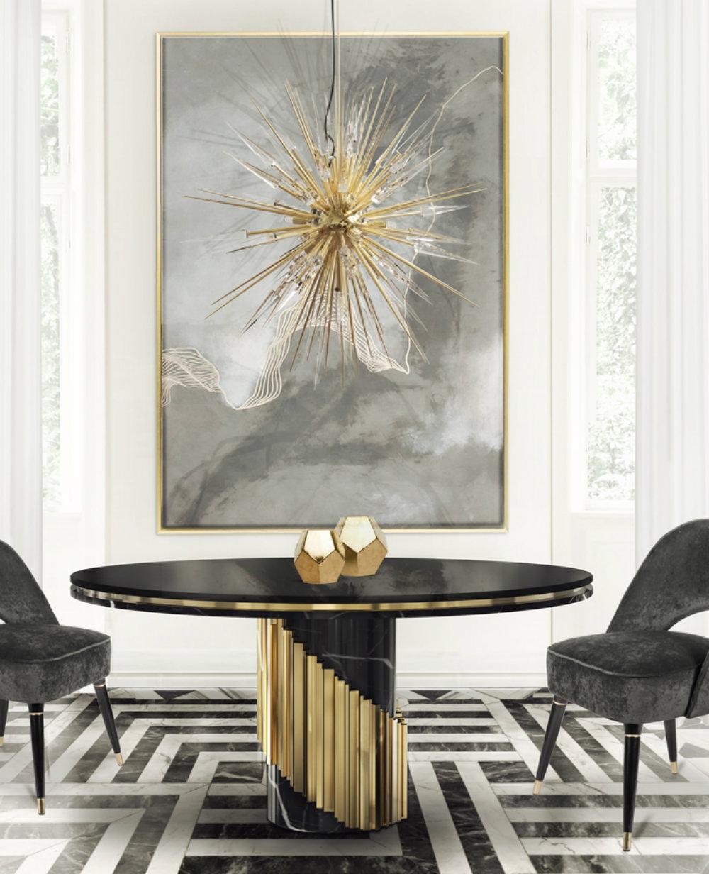 Trend Report: Dining Room Lighting Trends 2019
