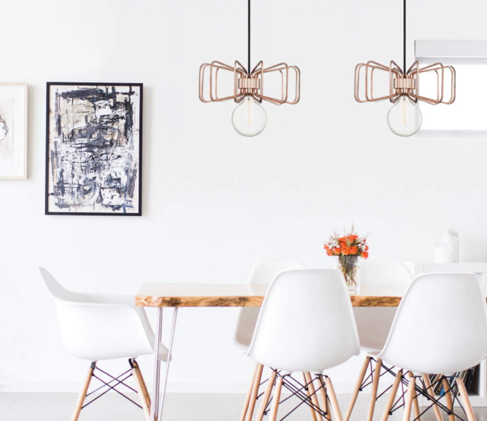 Trend Report: Dining Room Lighting Trends 2019 – Modern Chandeliers