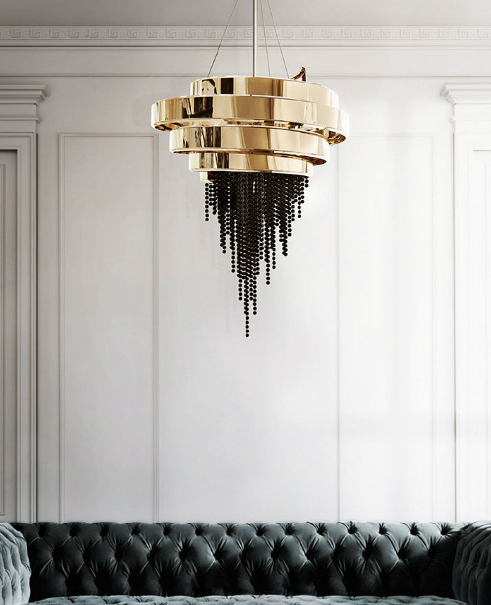 Why You Should Hang A Chandelier In Every Room