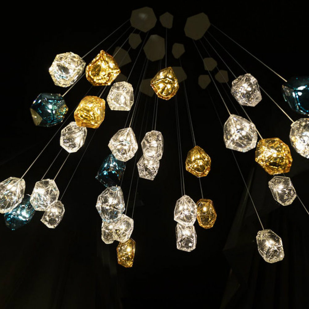 Lasvit: Luxury Lighting Designs At Euroluce 2019