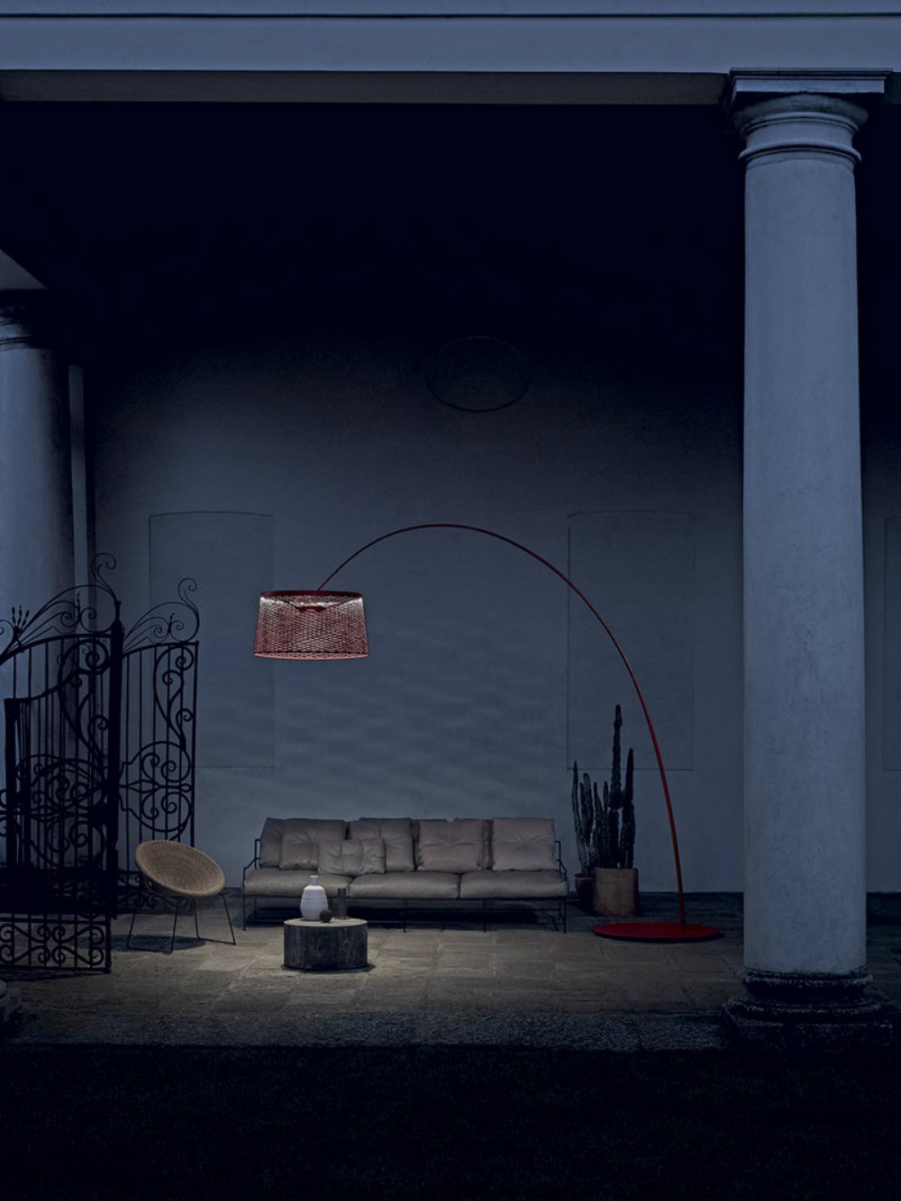 Bring The Inside Out: Outdoor Lighting Design By Foscarini