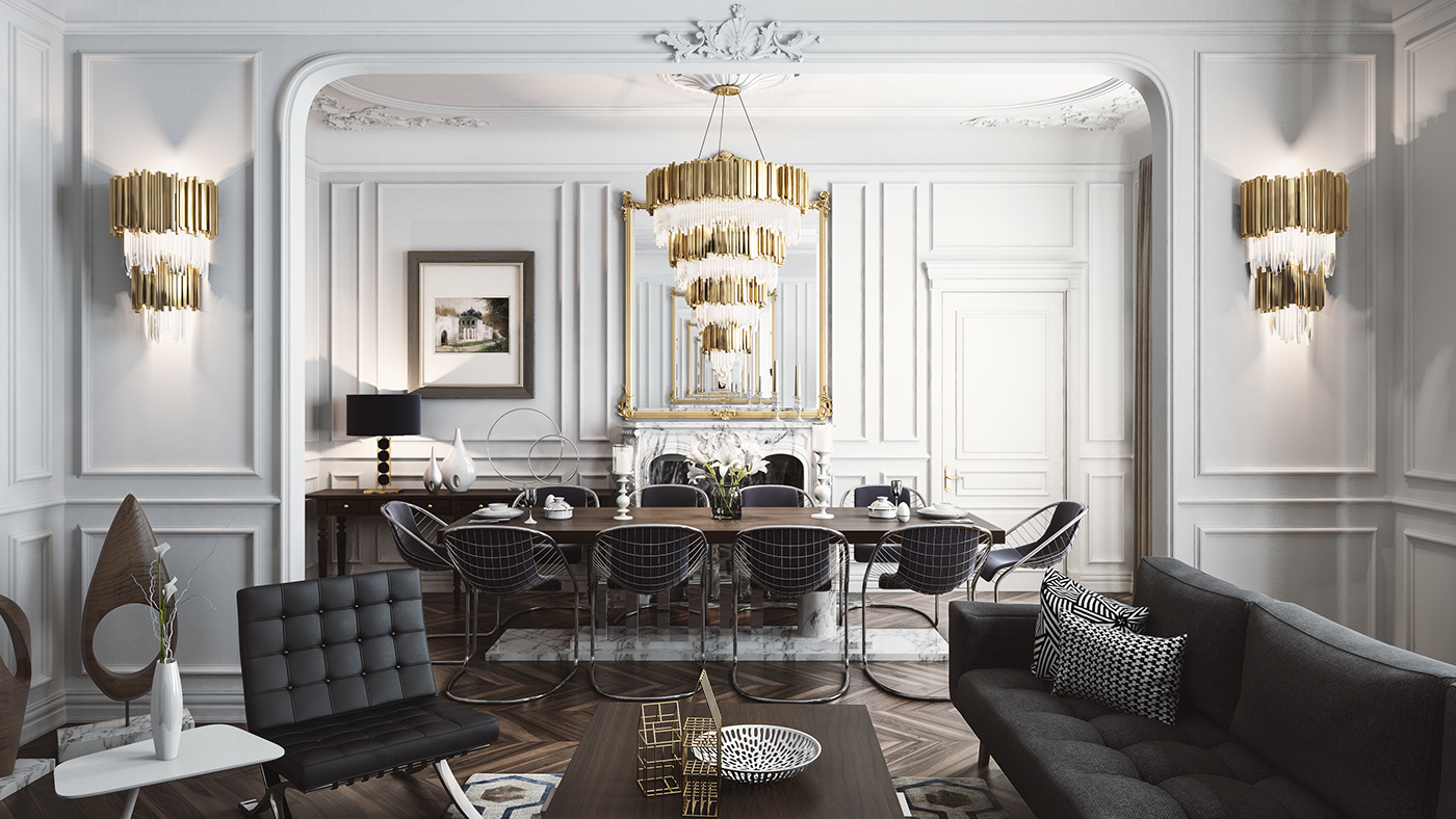 Luxury Wall Sconces For Every Room – Modern Chandeliers