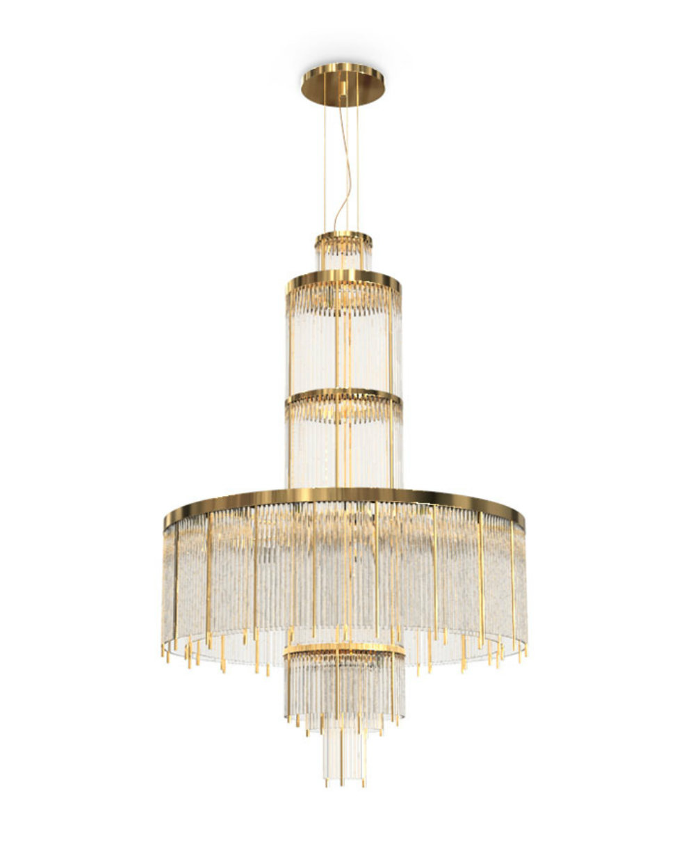 New Lighting Pieces By The Top Luxury Brands