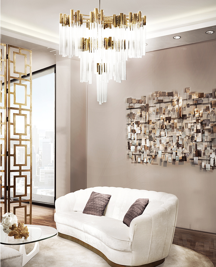 Our Favorite Living Room Lighting Pieces From LUXXU