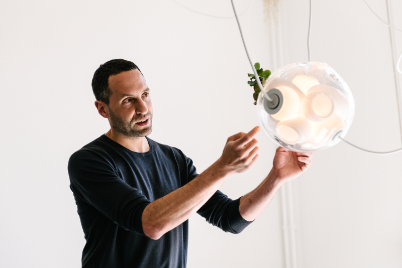 Get To Know Omer Arbel, A Designer And Sculptor