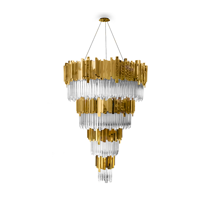 Product Of The Week: Elevate Your Home Decor With The Empire Chandelier