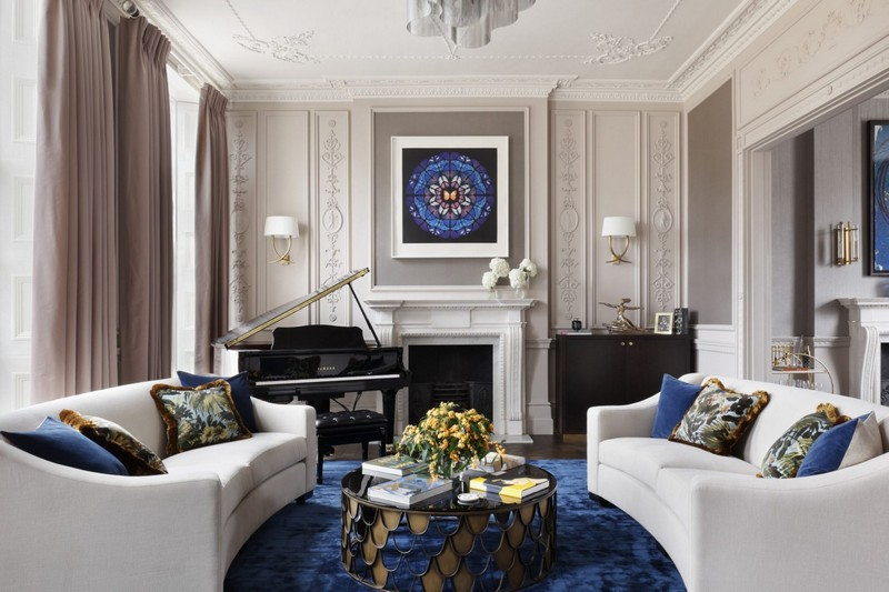 TOP 50 Interior Designers Of All Time - Part II