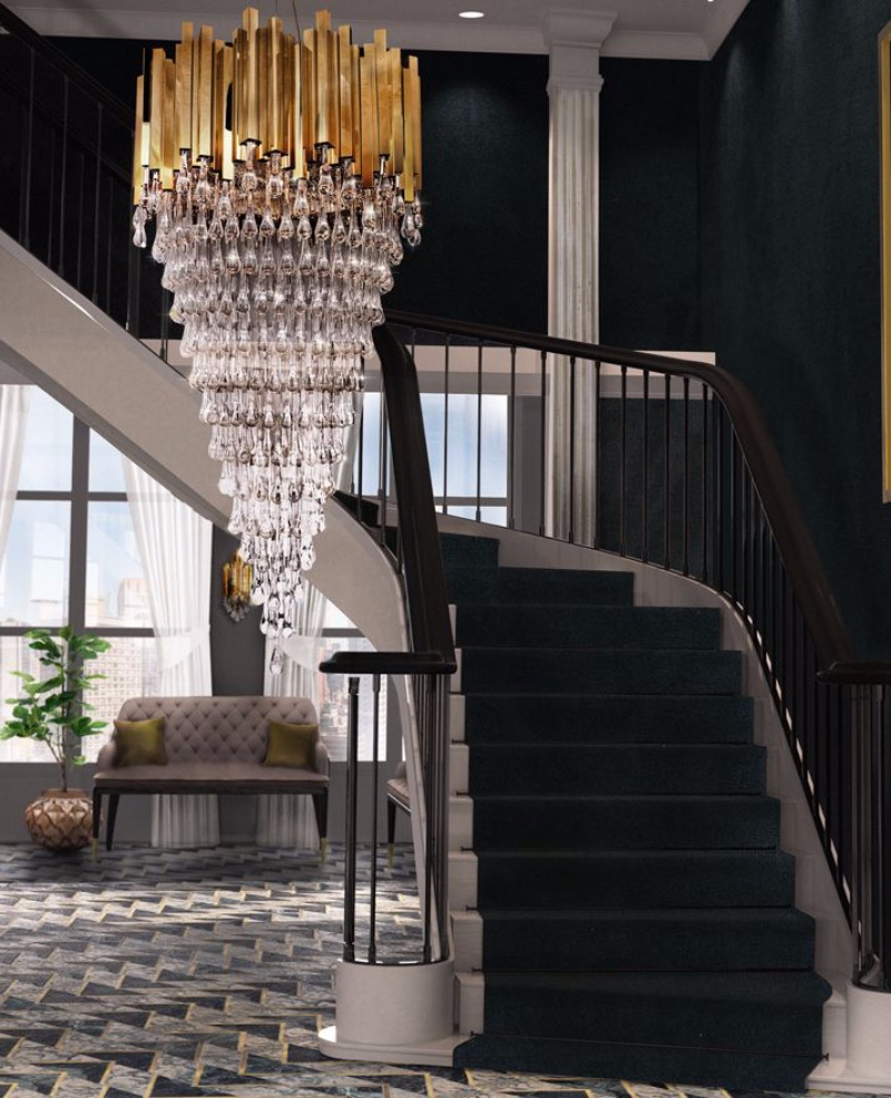 5 Staircase Chandeliers Tips You Need to Know chandelier