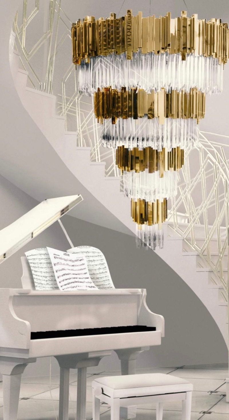 5 Staircase Chandeliers Tips You Need to Know interior design piece
