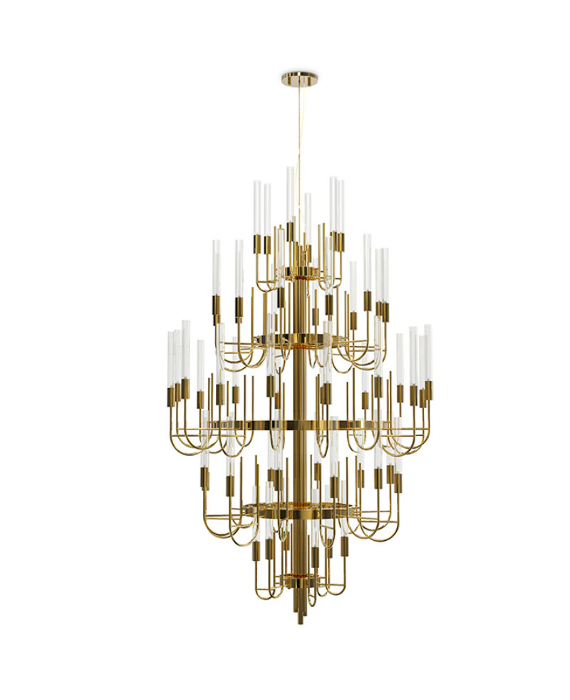 Amazing Chandeliers That Will Turn Your Home Into A Castle