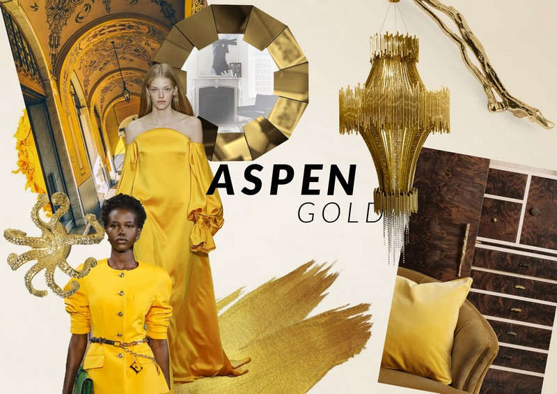 Aspen Gold Is The New Color Trend You Will Want To Follow
