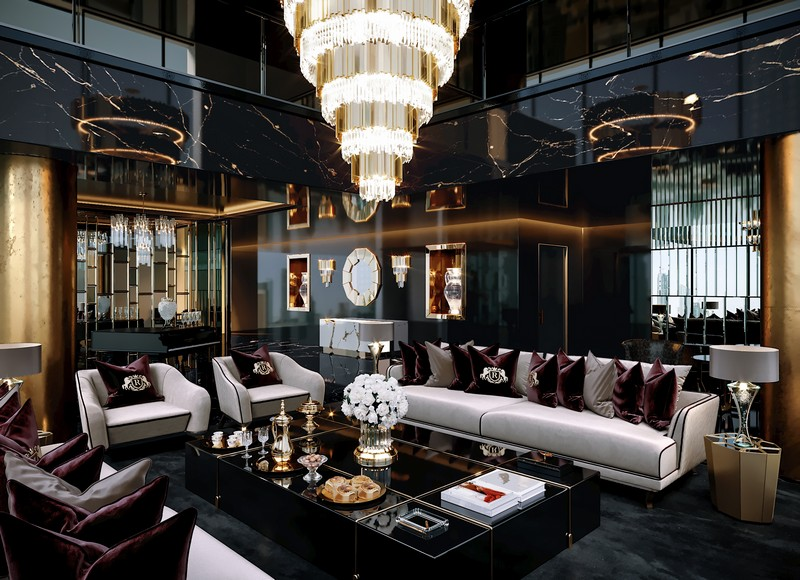 Be Amazed By This Luxury Interior Design Project By Celia Sawyer