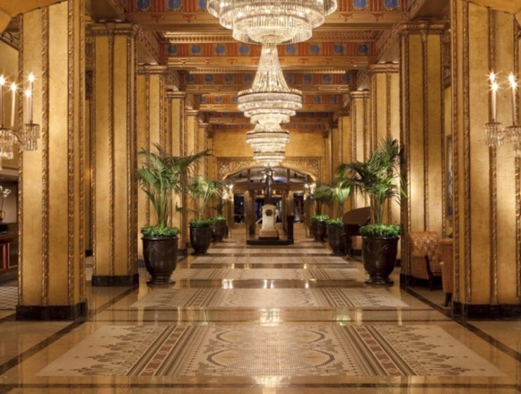 Beautiful Hotel Lobby Chandeliers To Inspire You lighting design,-2