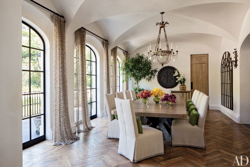 Celebrity Dining Room Chandeliers You Need to See custom made chandelier,