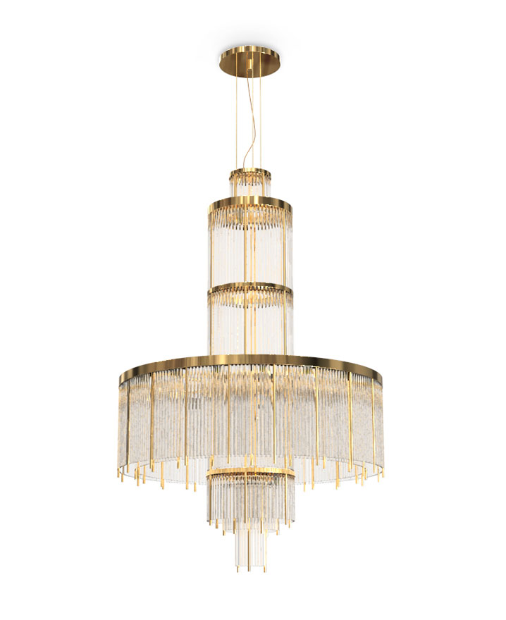 Chandeliers Inspired By The Ocean