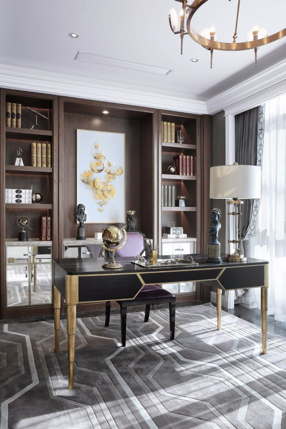 Home Office Lighting Everything You Need To Know Modern Chandeliers