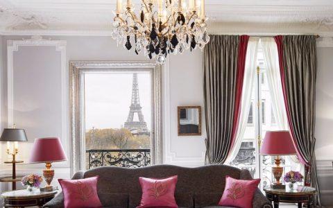 Hotel Lighting Inspiration_ Meet the Hotel Plaza Athéné Eiffel Suite-2