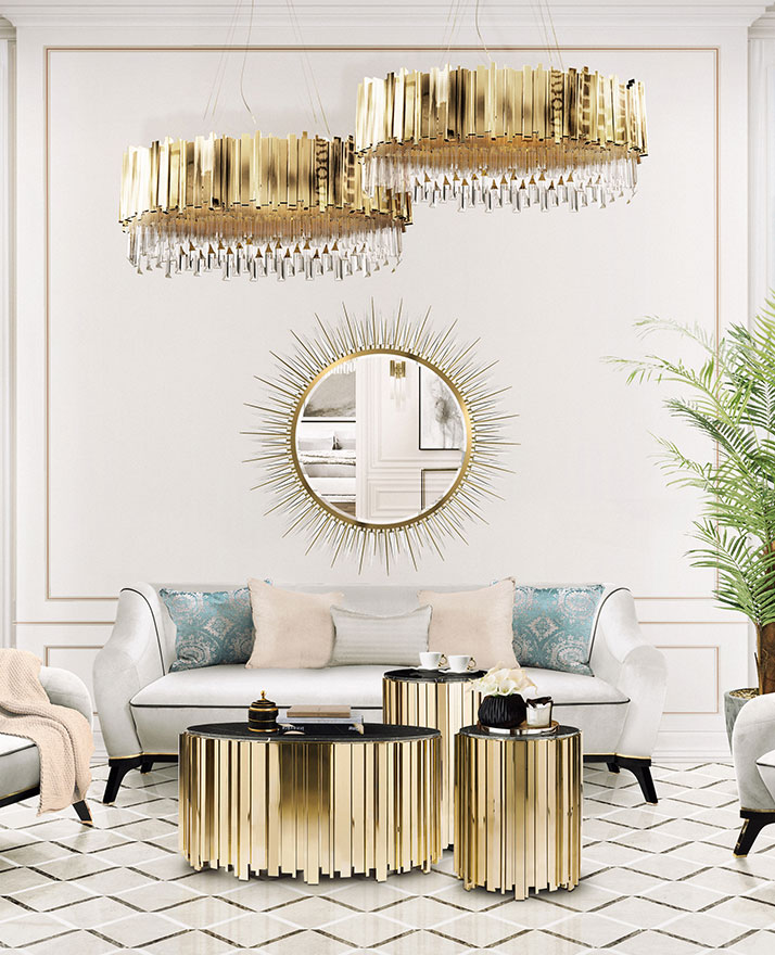 Living Room Lighting Inspiration: TOP 7 Lamps