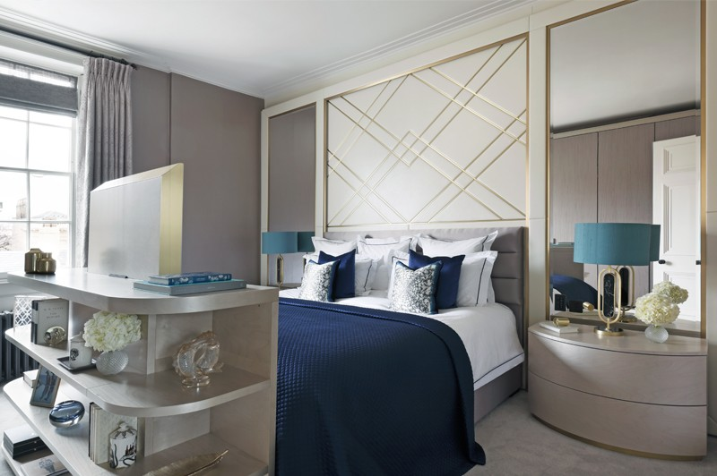Luxurious Lighting Inspiration from the Regent's Park Townhouse Project luxurious lighting inspiration (1)