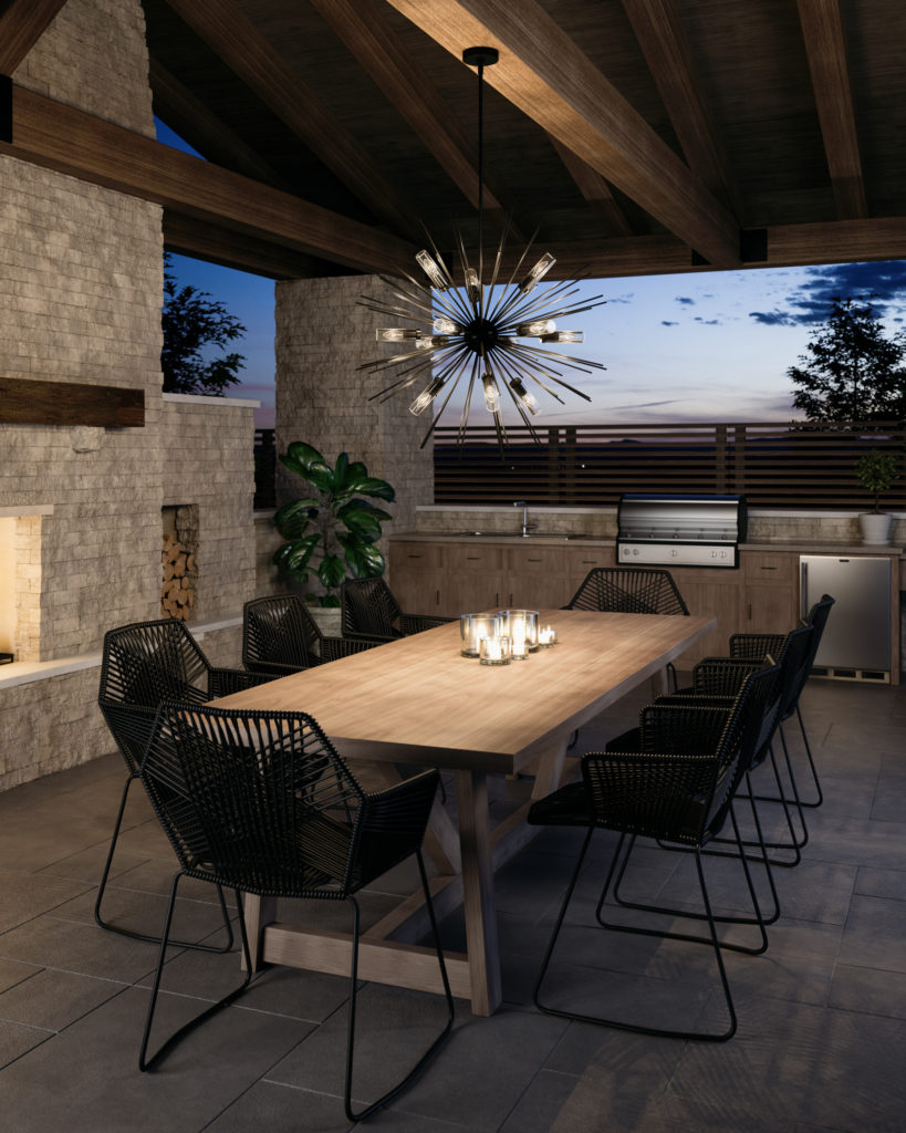 Patio Lighting Ideas To Give An Extra Glow To Your Summer Nights