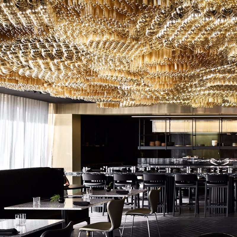 Restaurant Chandeliers That Will Take Your Breath Away lighting piece