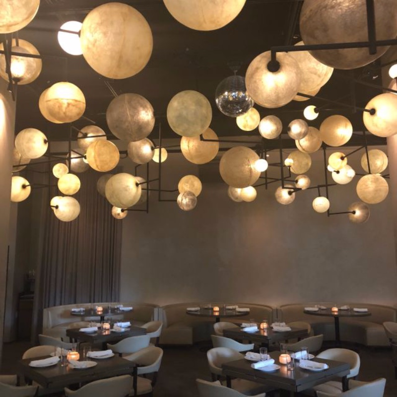 Restaurant Chandeliers That Will Take Your Breath Away restaurant chandelier