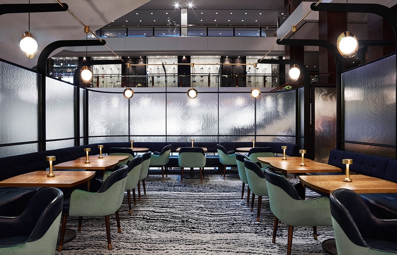 The Best Bar Lighting Design Ideas MODE Kitchen & Bar, Sydney