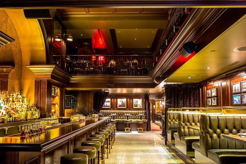The Best Bar Lighting Design Ideas The NoMad Bar, New York