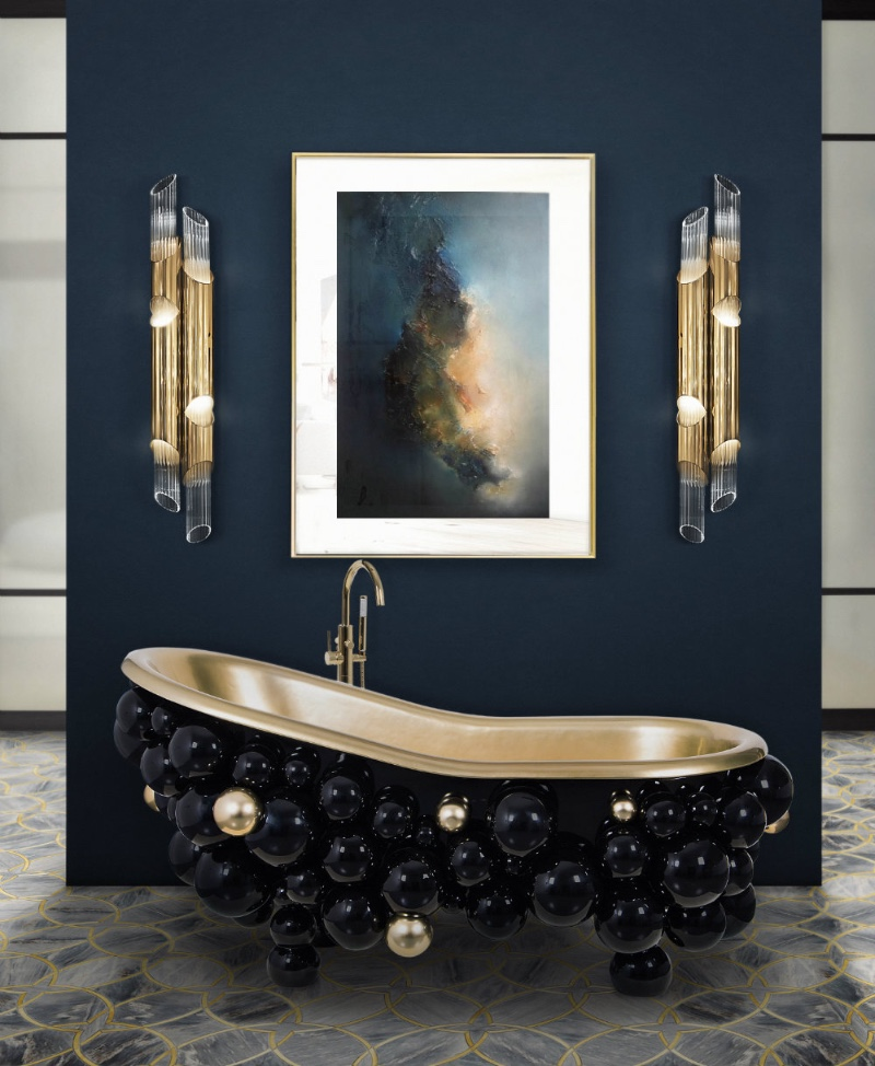 5 Bathroom Lighting Ideas You Need To See wall sconces,