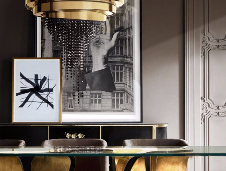 Amazing Chandeliers For Fall 2019 gold details-2