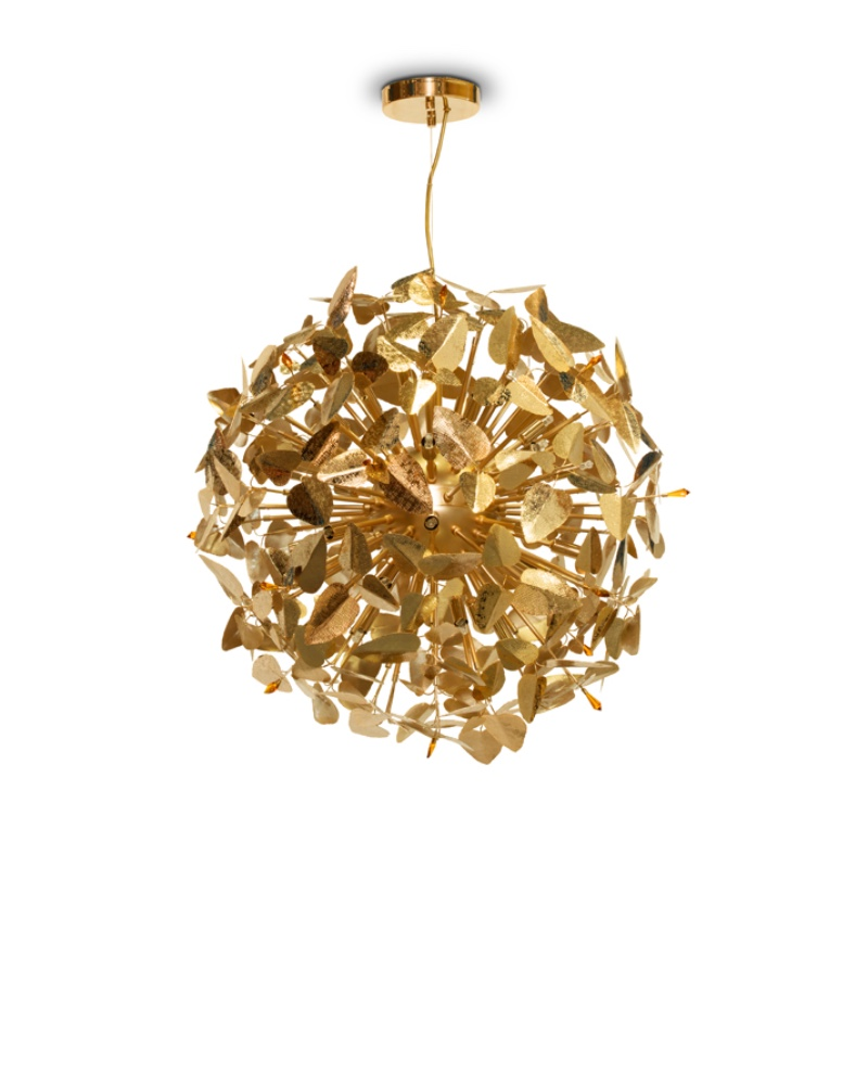 Closet Lighting Ideas For a Luxurious Space , Swarovski crystals,
