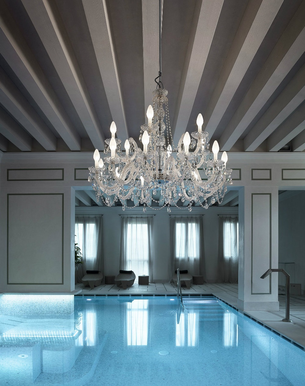 indoor swimming pool interior designs