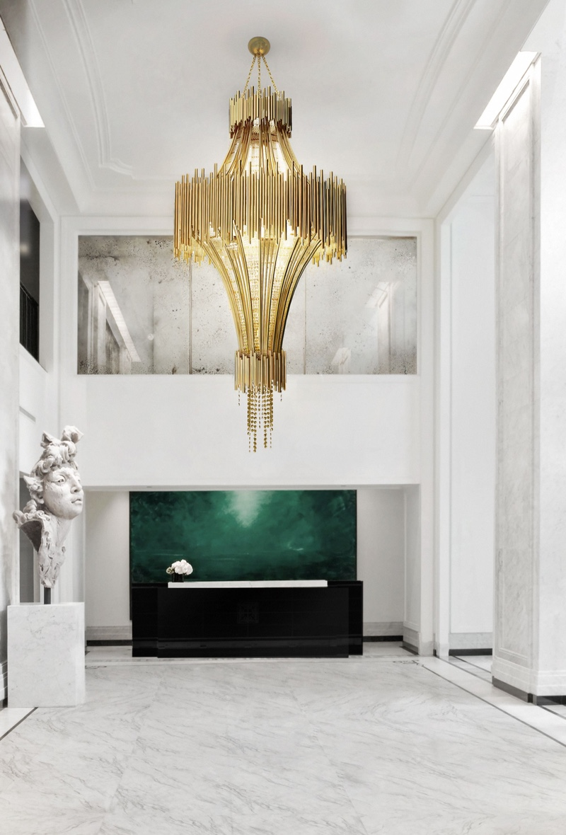 Statement Chandeliers To Elevate Your Luxury Home