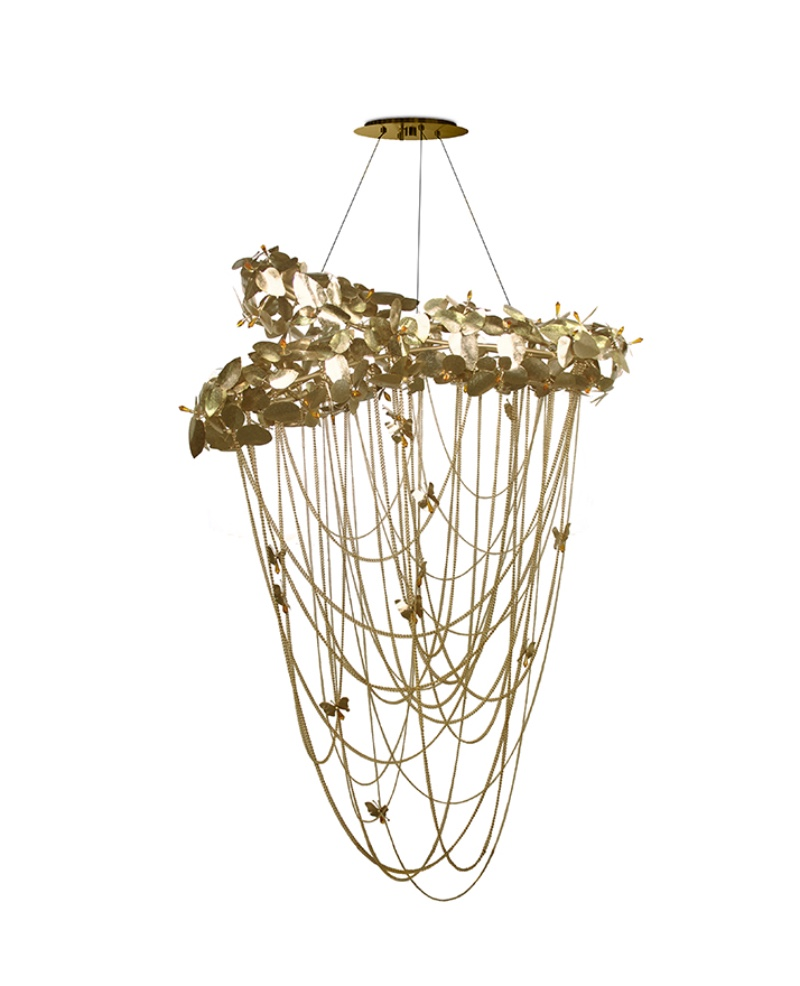 Statement Chandeliers To Elevate Your Luxury Home -2