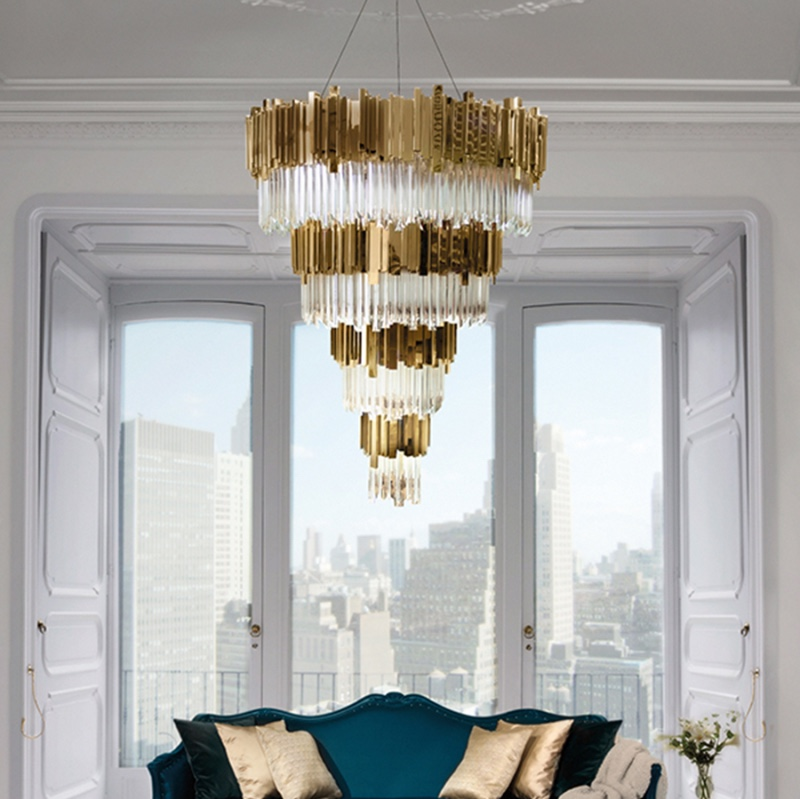 Statement Chandeliers To Elevate Your Luxury Home lighting design