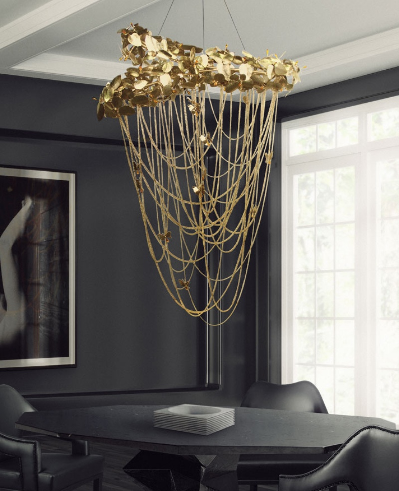 Statement Chandeliers To Elevate Your Luxury Home , lighting design