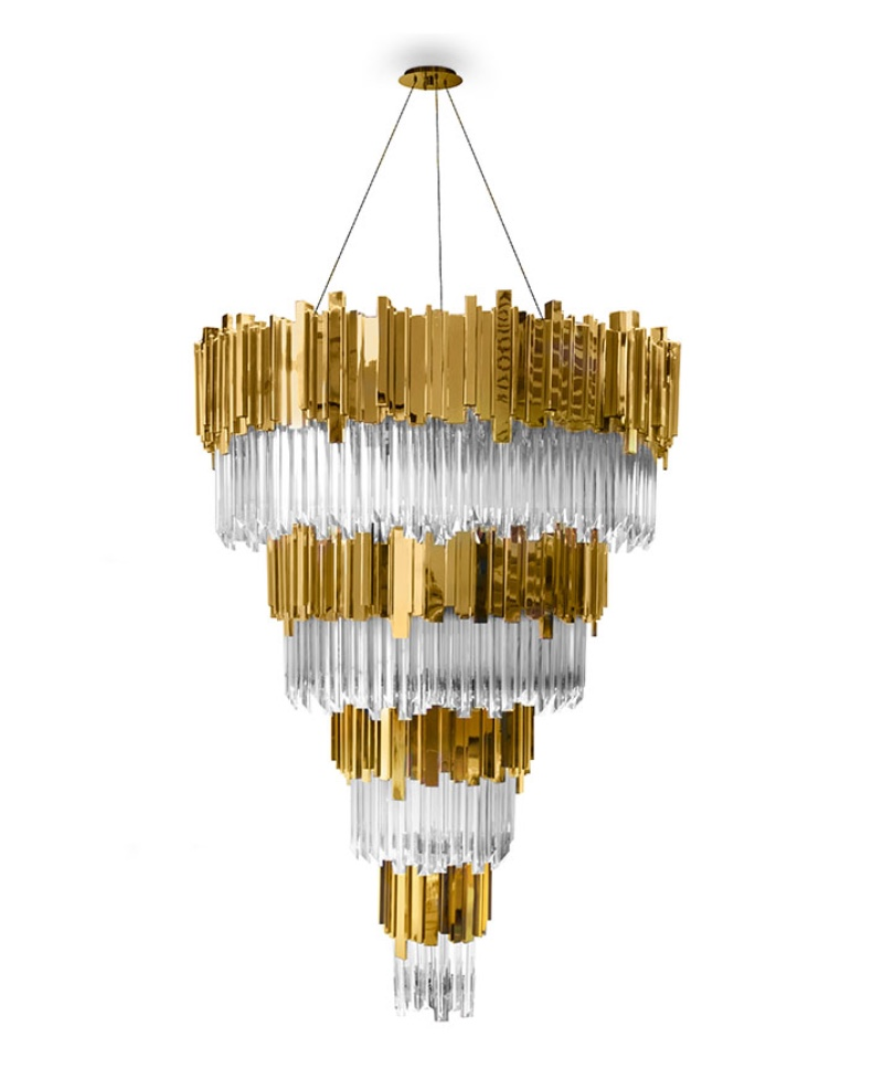 Statement Chandeliers To Elevate Your Luxury Home luxury home's interior design