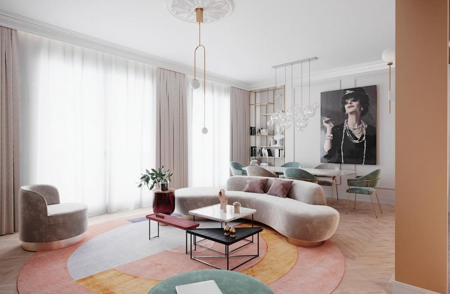 TOP 10 French Interior Designers Based In Paris