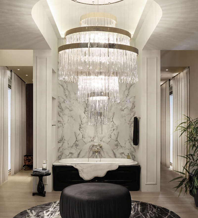 The Best Chandeliers For High Ceilings BABEL CHANDELIER